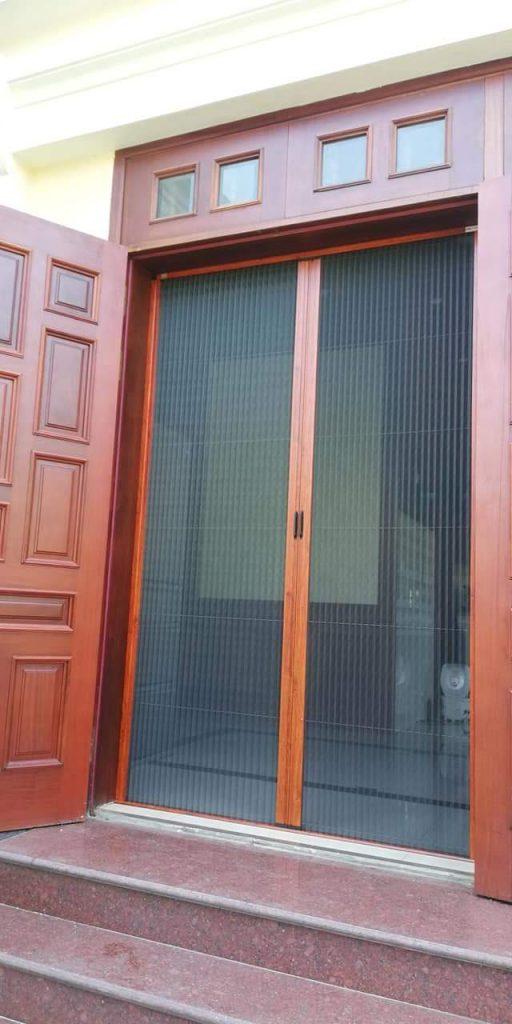 cửa chống muỗi